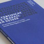 Couverture du guide «Le certificat de travail en Suisse» de Jean-Michel Bühler, Jean-Michel Lefébure et Katja Haunreiter