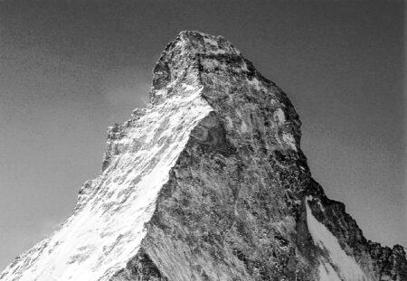 Photo du Cervin à Zermatt.