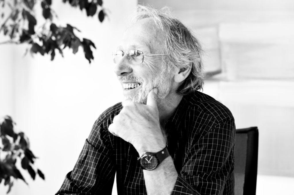 Roland Demiéville, auteur du livre-CD «Le festival des chansons».