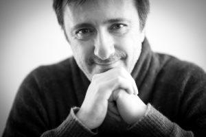 Portrait de Gianni Haver.