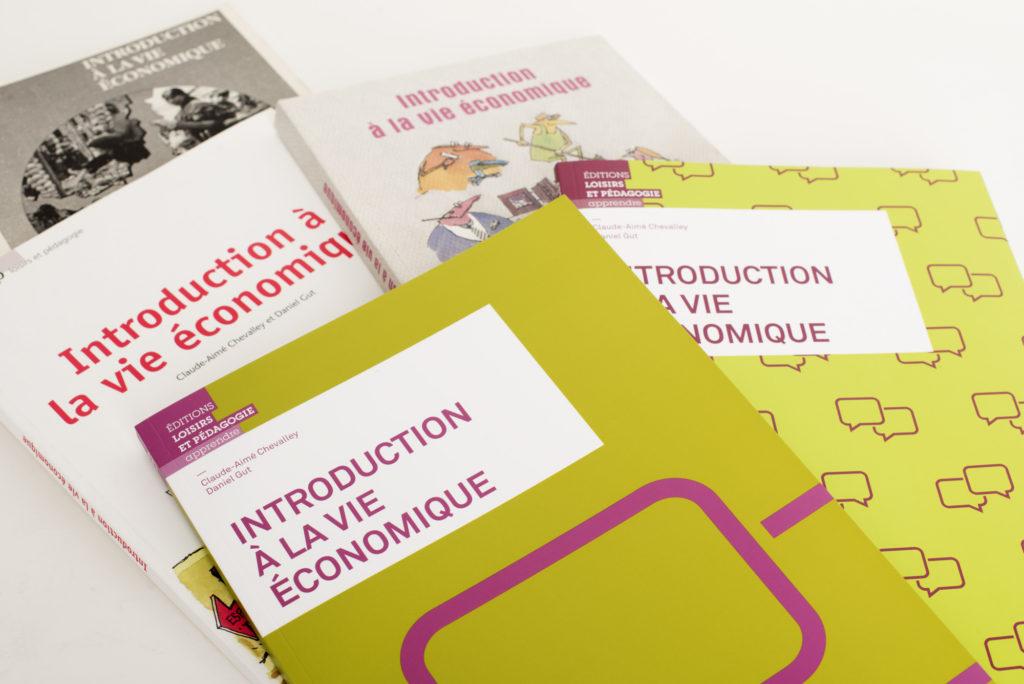 La nouvelle édition de «Introduction à la vie économique», de Claude-Aimé Chevalley.