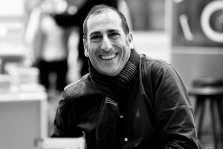 Benjamin Knobil, metteur en scène et auteur de livres pour enfants