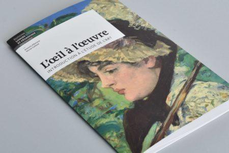 «L'œil à l'œuvre: introduction à l'étude de l'art», de Nicole Gaillard et Antonio Albanese