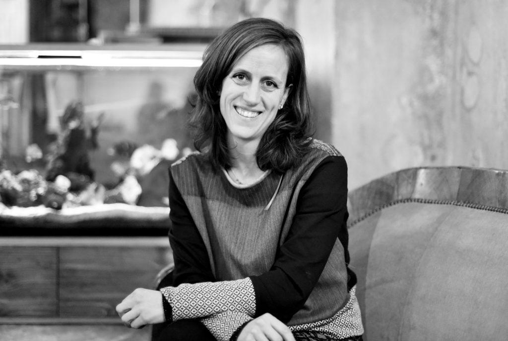 Portrait de Lucie Schaeren