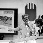 Michel Marthaler durant la table ronde «Simplifier sans être simpliste».
