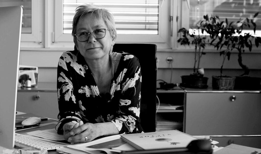 Nathalie Kücholl Bürdel, directrice des Éditions Loisirs et Pédagogie