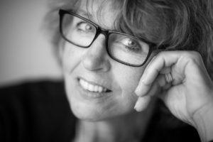 Portrait de Sylviane Pfistner, auteure de Un pas après l'autre.