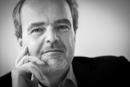 Pierre-Alain Rime, auteur de l'ouvrage «Les mondes économiques».