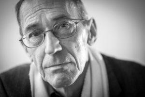 Roland Biétry, auteur de l'ouvrage «Précis d'histoire de la littérature française».