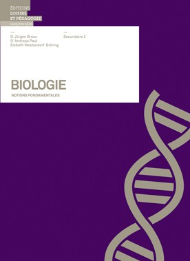 Page de couverture de «Biologie: notions fondamentales»