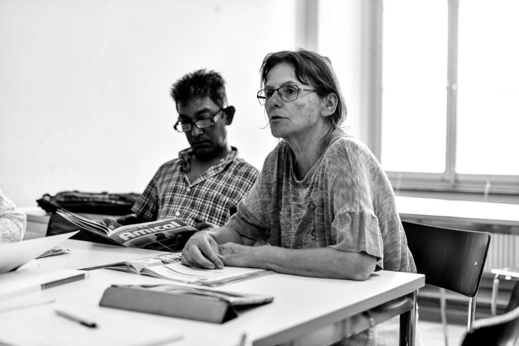 Photo de Brigitte Sutter-Freres, auteure de la méthode «J'apprends le français»