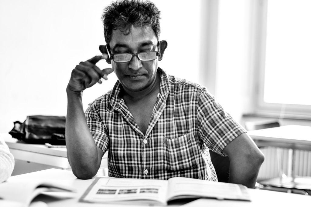 Photo de Chandran est né au Sri lanka