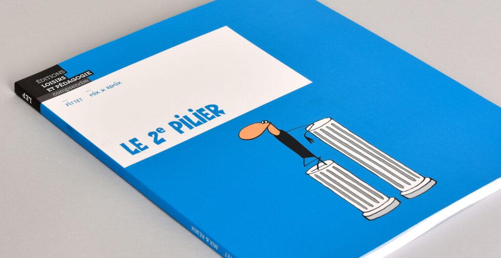 Photo de l'ouvrage «Le 2e pilier»